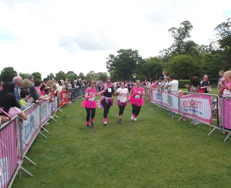Cannon Hill Park: You did it Ladies