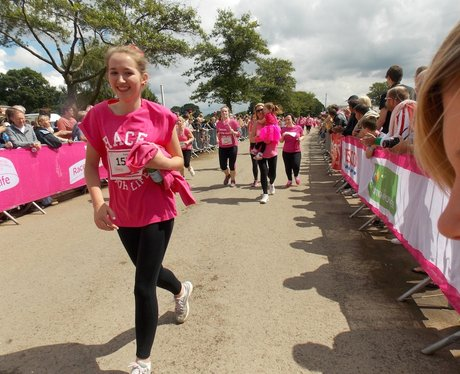 Coventry: High Five Finish Line