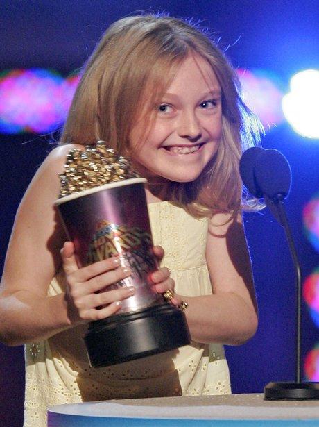 Dakota Fanning MTV Movie Awards