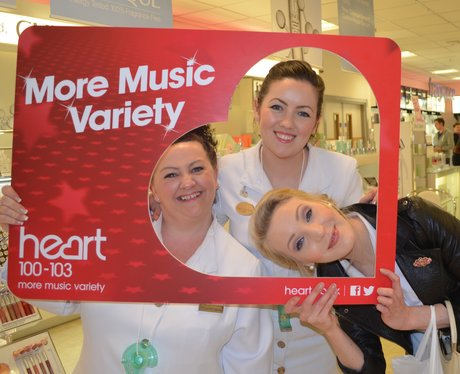 Heart Angels: Boots Beauty Event
