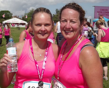 Heart Angels: Bristol Race For Life - The Finisher
