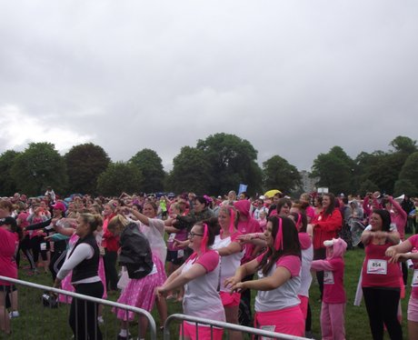 Heart Angels: Bristol Race for Life- The Day (5th