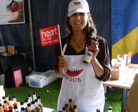 Heart Angels: Colchester Food and Drink Festival (
