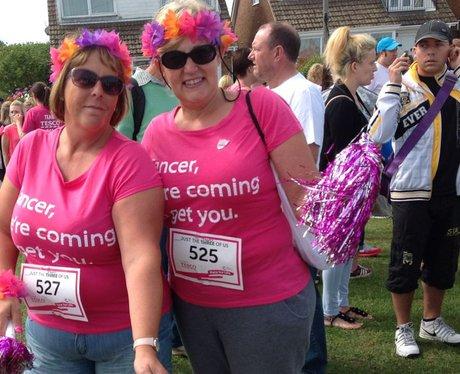 Heart Angels: Herne Bay Race For Life - Fancy Dres