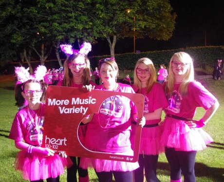 Heart Angels: Midnight Walk in Durham