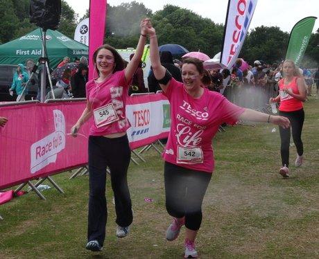 Heart Angels: race For Life Basildon Afternoon Rac