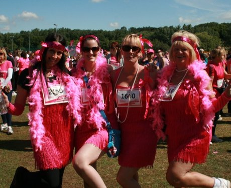 Heart Angels: Race For Life Basildon Morning Race