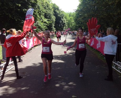 Heart Angels: Race For Life Liverpool 2014 Part Tw