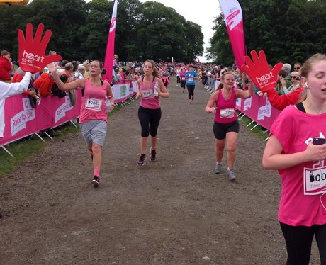 Heart Angels: Tatton Park 29th June 2014