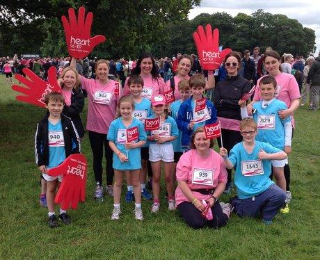 Heart Angels: Tatton Park 29th June 2014