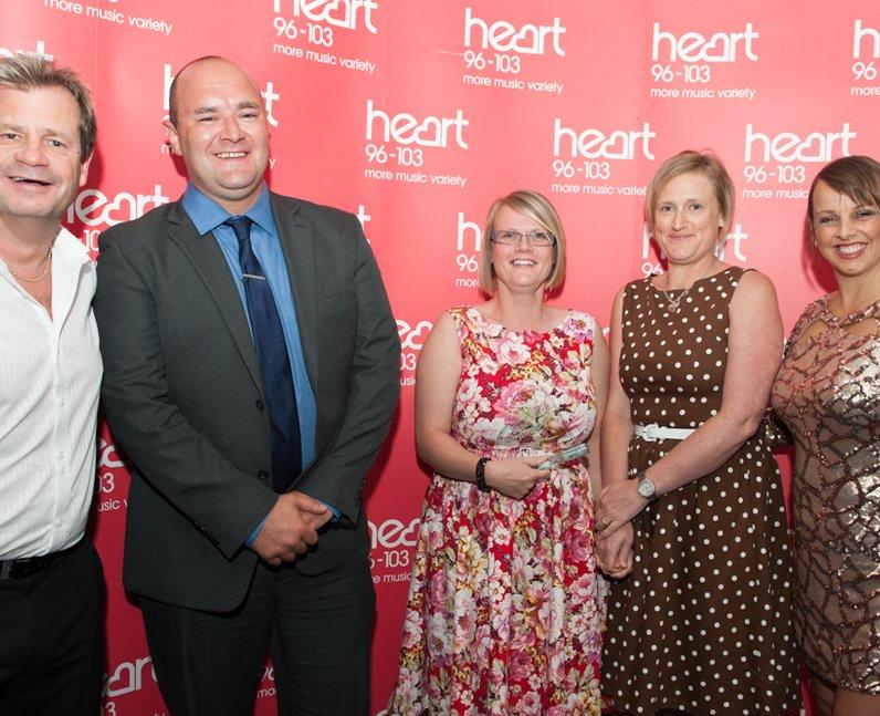 Heart Essex Awards 2014