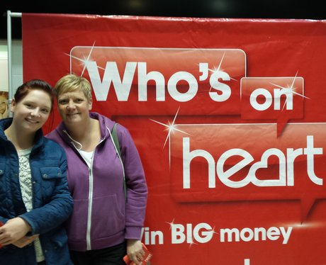 Louise and Lynn told us that they would book a three week holiday!