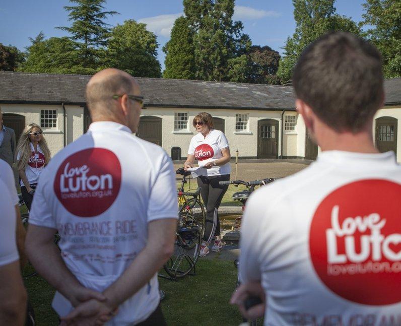 Love Luton Bike Ride