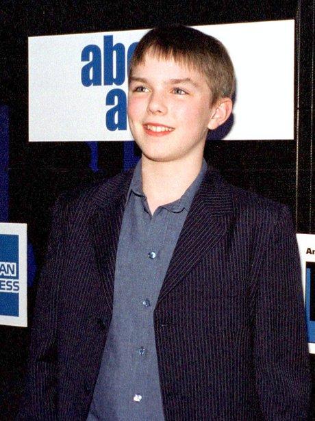 Nicholas Hoult at 'About A Boy' premiere.