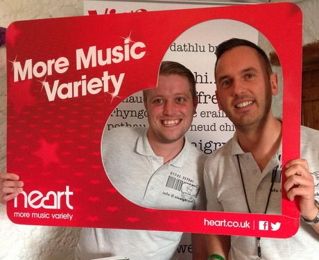 Craig and Gareth from YIVA Youth Groups