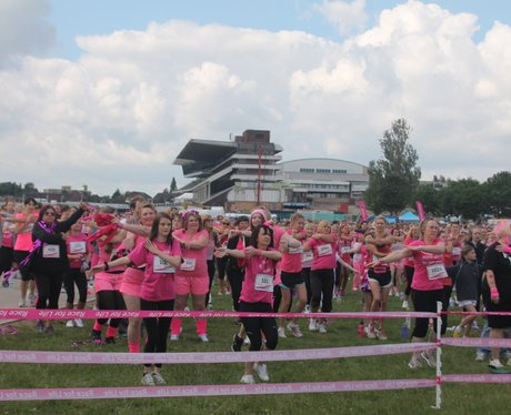 Race for Life Cheltenham - The Day 2014
