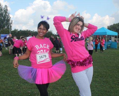 Race for Life Cheltenham - The Ladies 2014