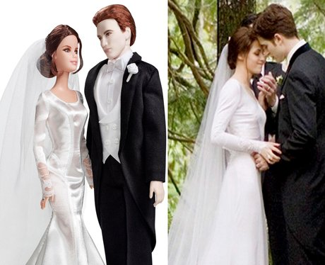 Edward and Bella Barbie