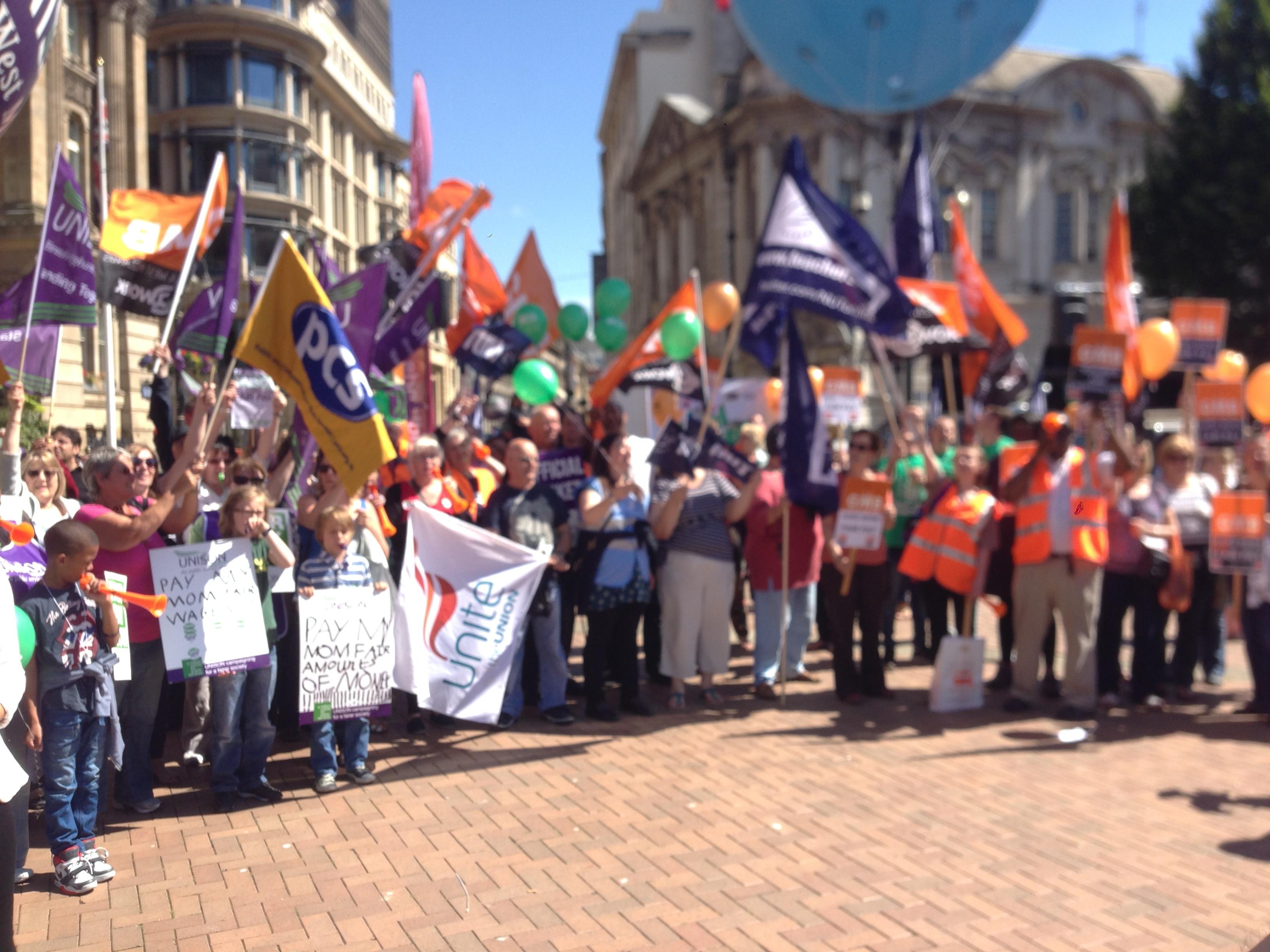 Birmingham Rally