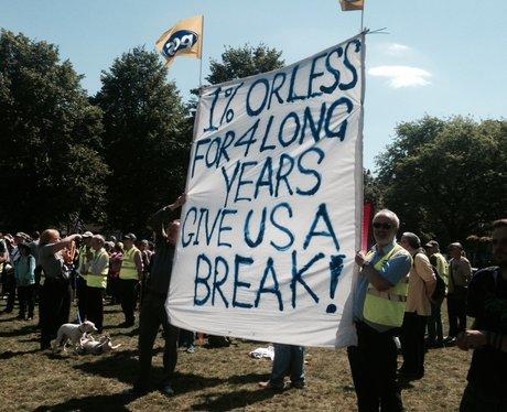 Bristol Public Sector Strike
