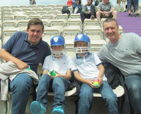 Family Festival at Ageas Bowl
