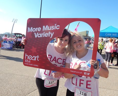 Heart Angels: Blackpool RFL 9th July, Part 1