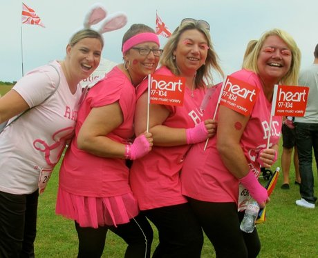 Well done to all ladies that took part in Brighton