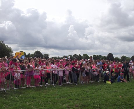 Heart Angels: Bristol Race for Life- The Day (6th