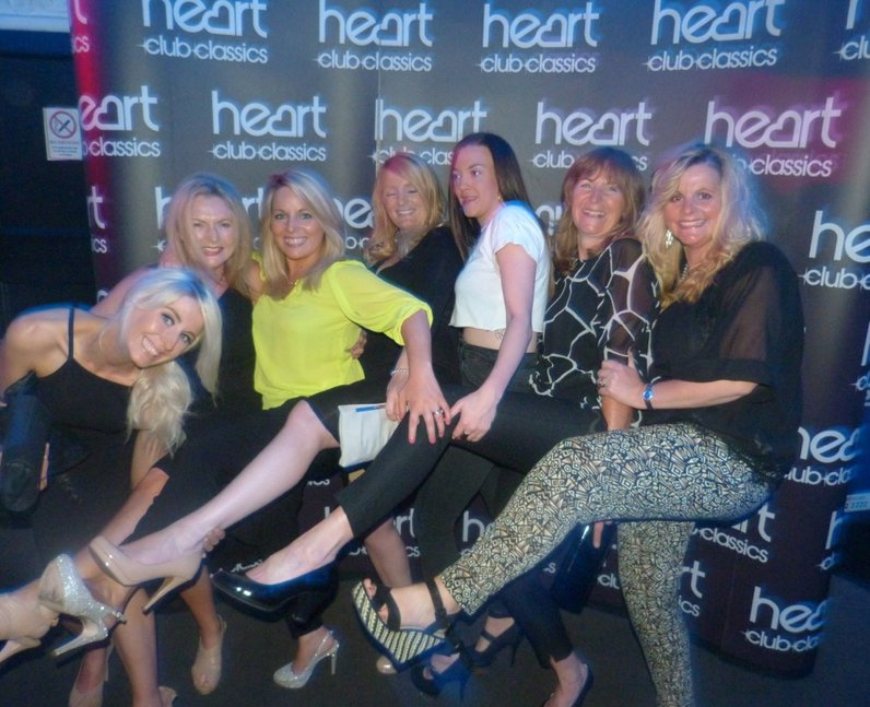 Heart Angels: Club Classics Chicago Chelmsford (5