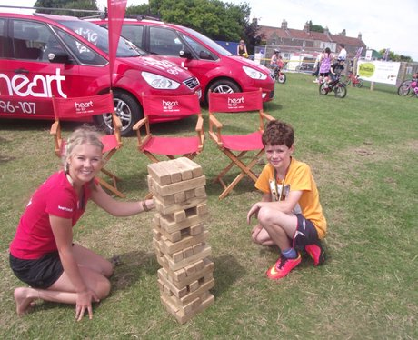 See all the photos from today at Cycle Fest in Bat
