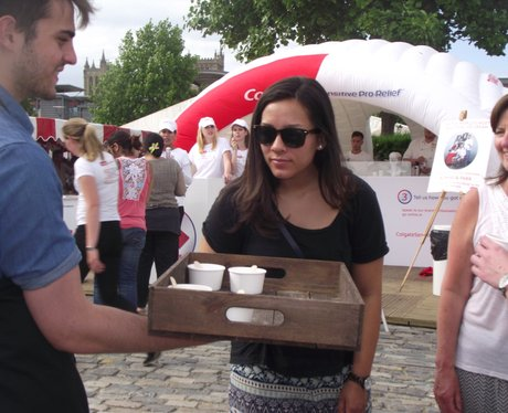 See all the photos from the Foodies Festival