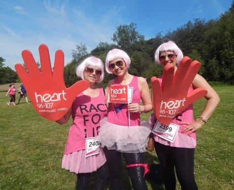 Heart Angels: Heaton Park RFL Saturday 12th Part 1