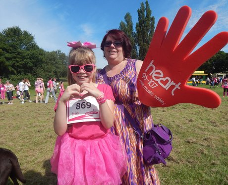 Heart Angels: Heaton Park RFL Saturday 12th Part 1