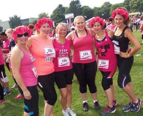Heart Angels: Maidstone Pretty Muddy - Fancy Dress