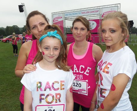 Heart Angels: Maidstone Pretty Muddy - Pre-Race (1