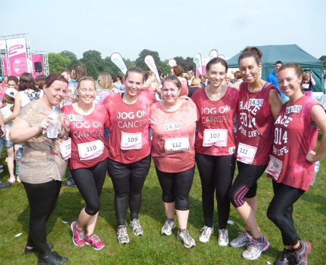 Heart Angels: Maidstone Pretty Muddy - The Medals