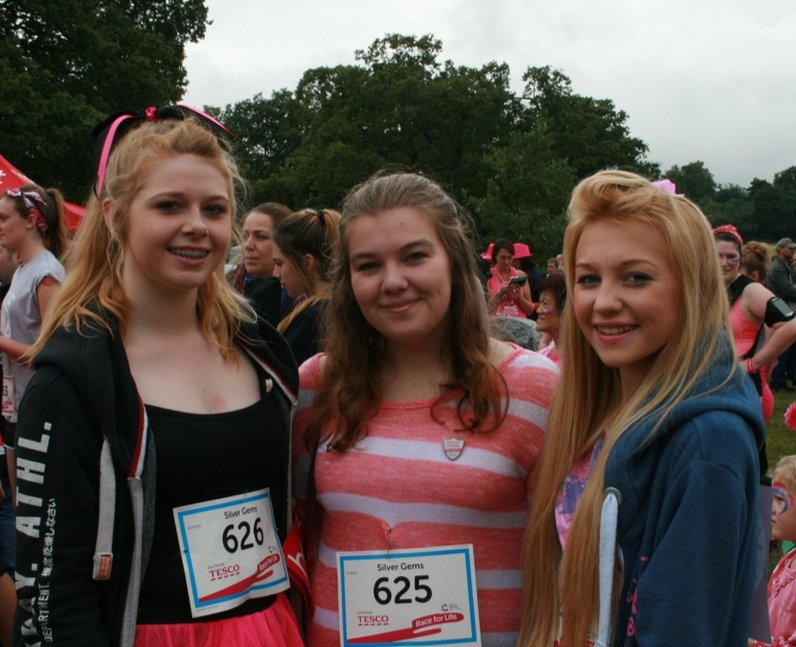 Heart Angels: Race For Life Chelmsford Part 1 (6 J
