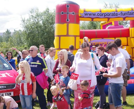 Heart Angels: SAFC Fun Day