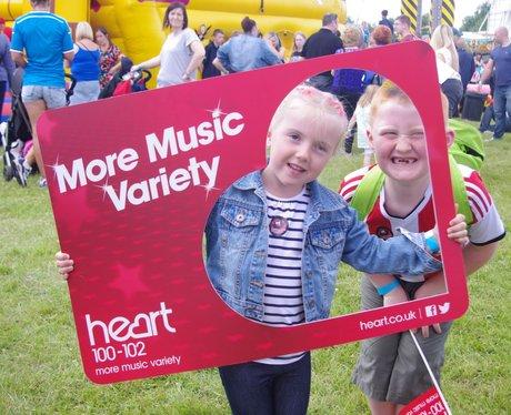 Heart Angels: SAFC Fun Day