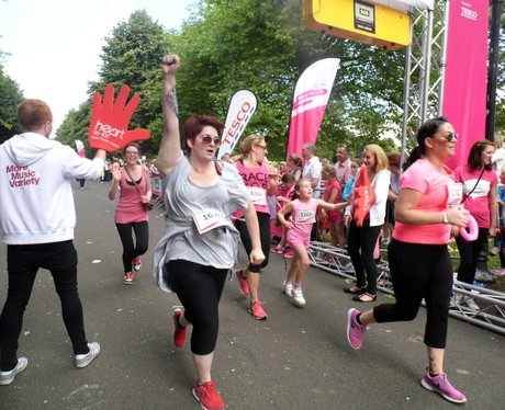Heart Angels: Sefton Park RFL 6th July