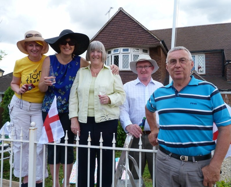 Heart Angels: The Tour De France In Essex - Part 1