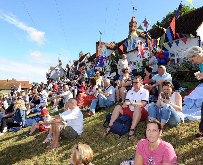 Heart Angels: The Tour De France In Essex