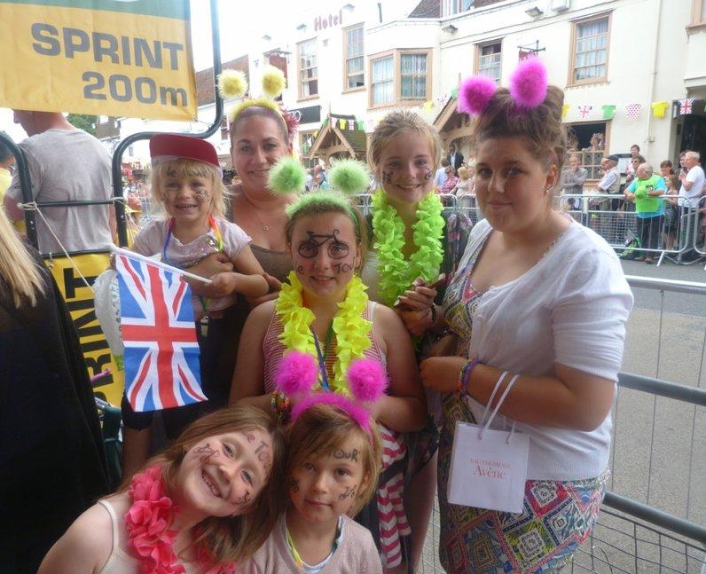 Heart Angels: The Tour De France In Essex Part 2 (