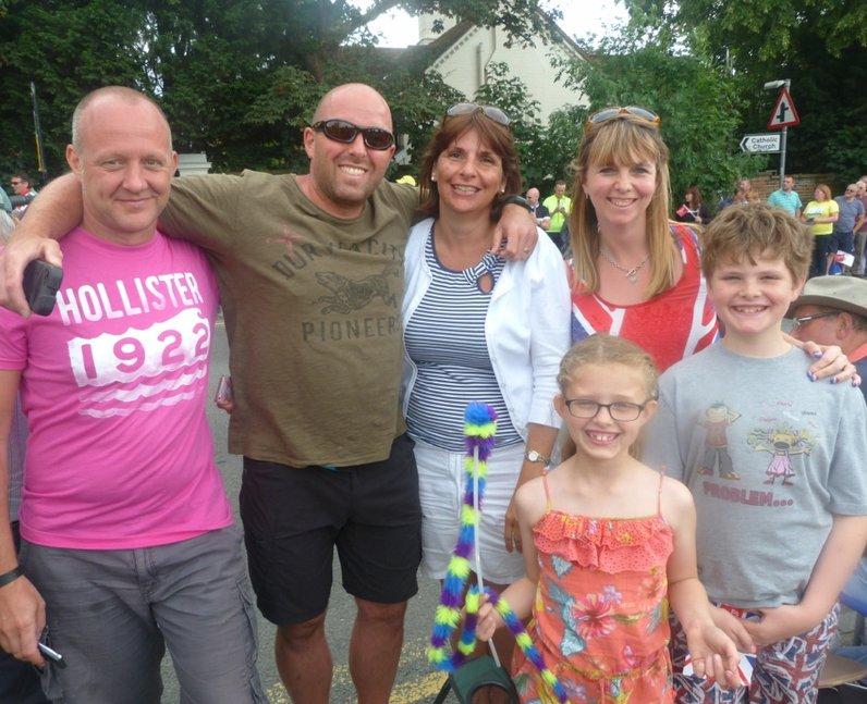 Heart Angels: The Tour De France In Essex Part 2