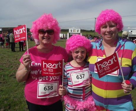 Newbury Race for Life 2014