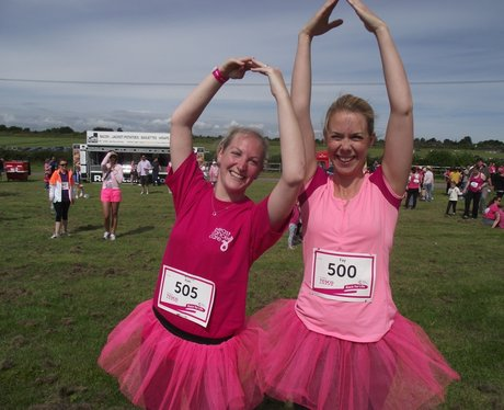 Newbury Race for Life 2014