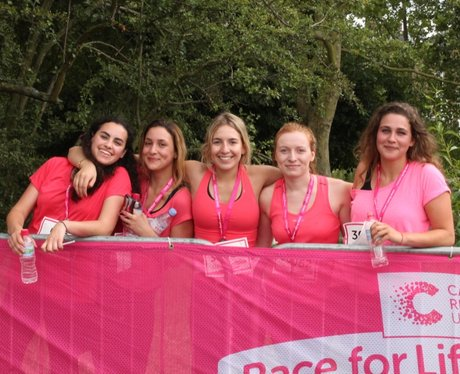 Race For Life - Hampstead Heath