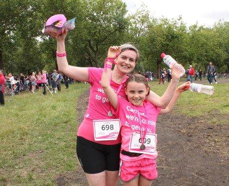 Race For Life - Hampstead Heath
