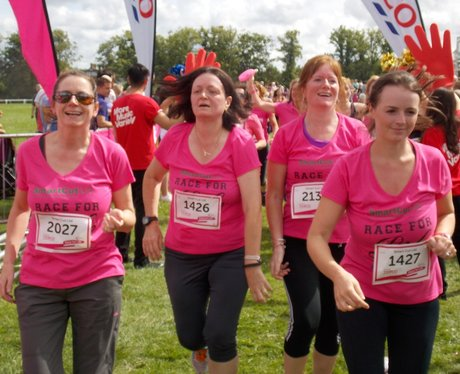 Worcester: Finish Line Smiles