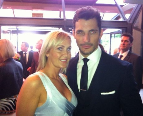 Adele Cunningham meets David Gandy